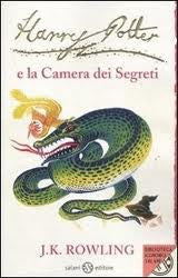 Harry Potter e la camera dei segreti - Harry Potter and the chambers of secrets (Italian)