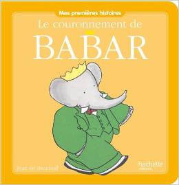 Le couronnement de Babar - The coronation of Babar (French)