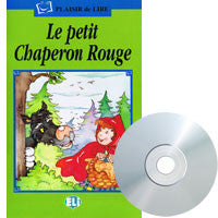 Le Petit Chaperon Rouge, Book + CD (French)