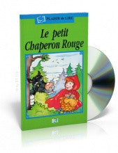Le Petit Chaperon Rouge, green series, Book+CD (French)