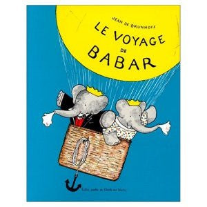 Le voyage de Babar (French)