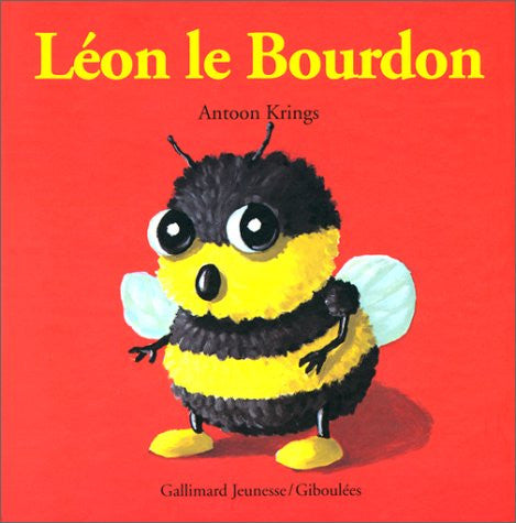 Leon le Bourdon - Leon the bumble bee (French)