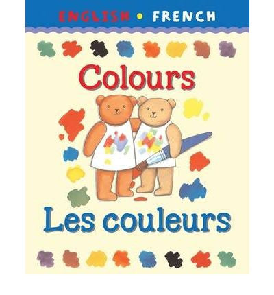 Les Couleurs - Colours (French-English)