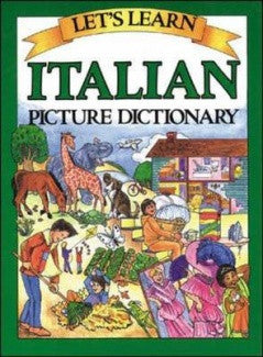 Let's learn Italian - Picture dictionary (Italian-English))