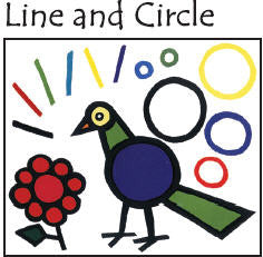 Line and Circle (French-English)