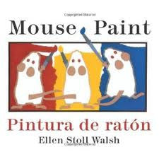 Mouse Paint / Pintura de raton (Spanish-English)
