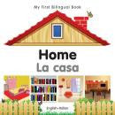 My first bilingual book - Home (Italian-English)
