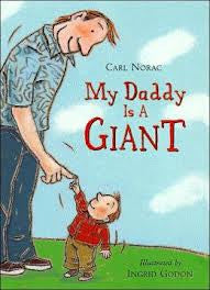 My Daddy is a Giant (Polish-English)