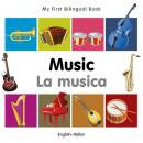 My first bilingual book - Music (Italian-English)