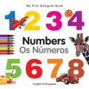My first bilingual book - Numbers (Portuguese-English)