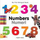 My first bilingual book - Numbers (Italian-English)