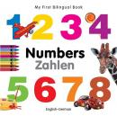 My first bilingual book - Numbers (German-English)