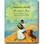 Bilingual Children's Book: Pandora's Box, a Greek Myth  (Arabic-English)