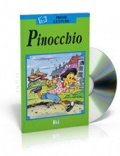Pinocchio, Book+CD (French)