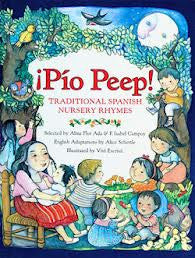 ¡P­o Peep!: Traditional Spanish Nursery Rhymes (Spanish-English)