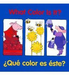 Que color es este? -What color it is ? - Good Beginning (Spanish-English)