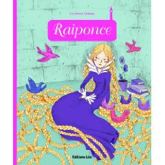 Raiponce  - Rapunzel (French)