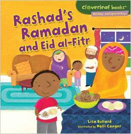 Children's Book: Rashad's Ramadan and Eid al-Fitr (English)