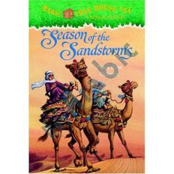 Arabic Story: Season of the Sandstorms - Magic Tree series #34 (English)