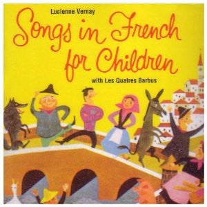 Songs in French for Children, audio CD (French)