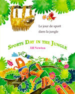 Bilingual Children's Book: Sports Day in Jungle (Arabic-English)