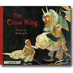 Bilingual Arabic Children's Book: The Crow King (Arabic-English)