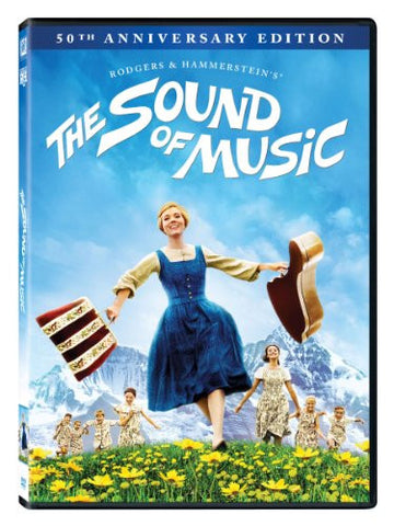 Sound of Music-50th Anniversery, DVD (English, French, Spanish)