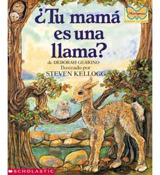 Tu mama es una llama? - Is your Mother a Llama (Spanish)