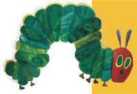 Bilingual Eric Carle in Gujarati: The Very Hungry Caterpillar (Gujarati-English)