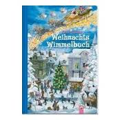 Weihnachtswimmelbuch - Christmas Hidden Object Book: With puzzle fun (German)