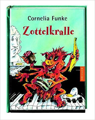 Zottelkralle (German)