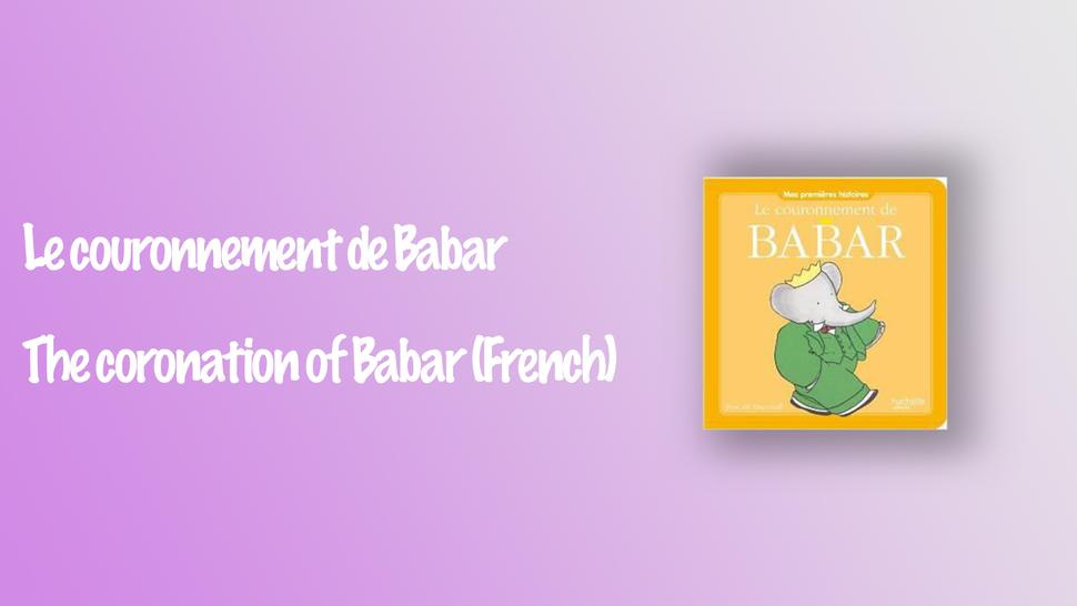 The Coronation of Babar