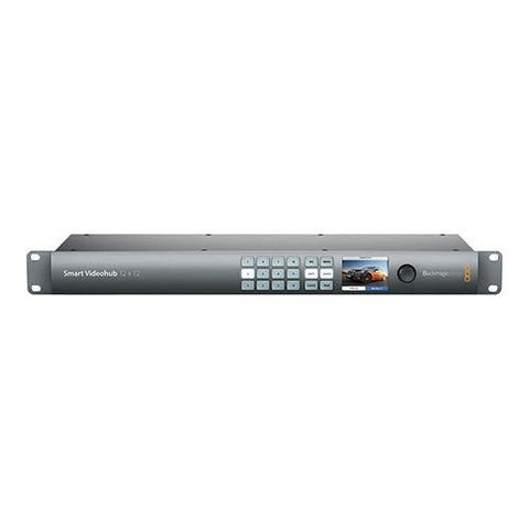 Blackmagic Design Smart Videohub 12 x 12