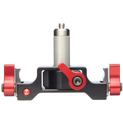"Zacuto 1/4 20"" Lens Support with 1"" Rod"