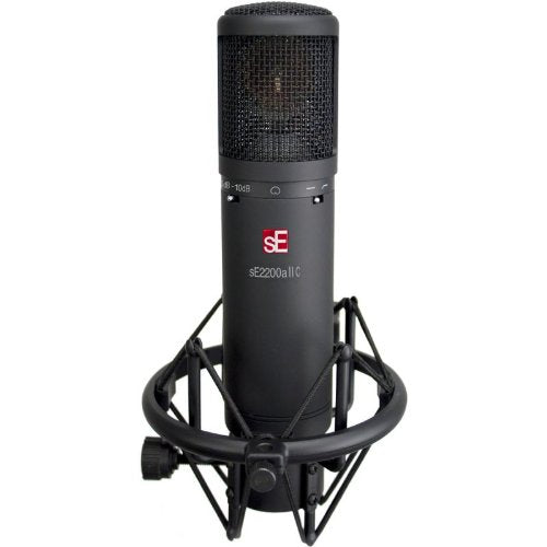 sE Electronics sE2200a II Large Diaphragm Multi Pattern Condenser Microphone