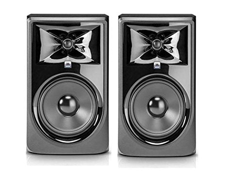 "JBL 308P MkII - Powered 8"" Two-Way Studio Monitor (Pair)"