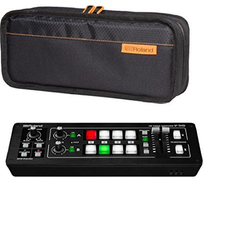 Roland V-1HD Portable HD Video Switcher Bundle with CB-BV1 Carry Bag