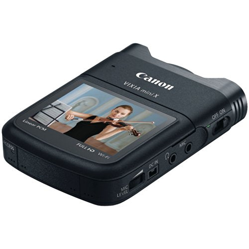 Canon VIXIA mini X Full HD Camcorder