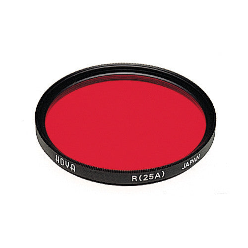 Hoya 52mm #Red 25 Multi Coated Glass Filter