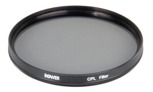 Bower FP72CC Digital High-Definition 72mm Circular Polarizer Filter