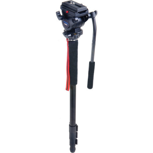 Acebil MP-60V(N) 4-Section Aluminum Video Monopod with DV Pan Head