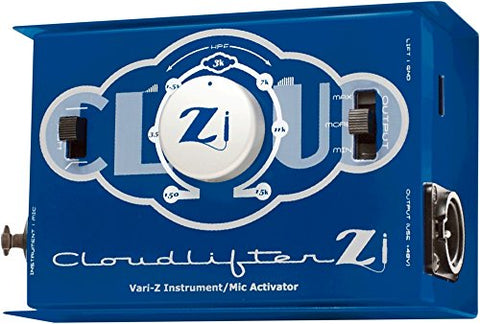 Cloud Microphones Cloudlifter Zi 1-channel DI