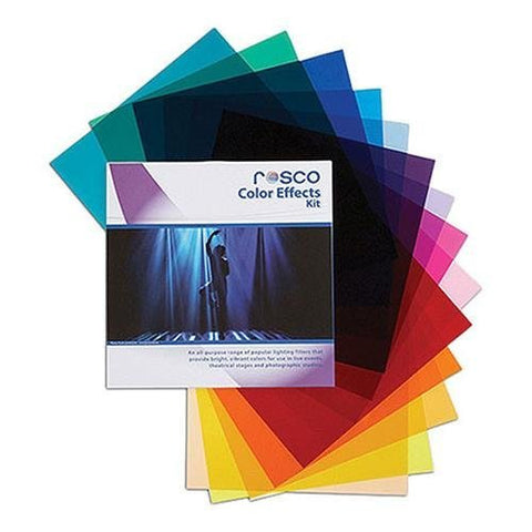 Rosco Color Effects Filter Kit (12 x 12)