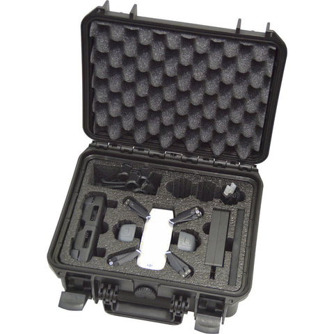 DORO Cases D1109-5 Hard Case with Custom Foam for DJI Spark Quadcopter