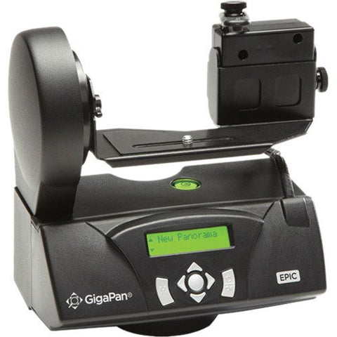 GigaPan Epic Robotic Panohead for Compact Point & Shoot Digital Cameras