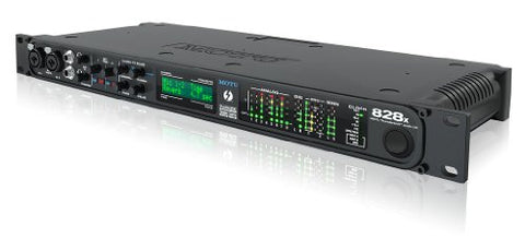 MOTU 828x Professional 28x30 Audio Interface with Thunderbolt Technology