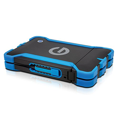 G-Technology G-DRIVE ev ATC with Thunderbolt Portable Hard Drive 1TB