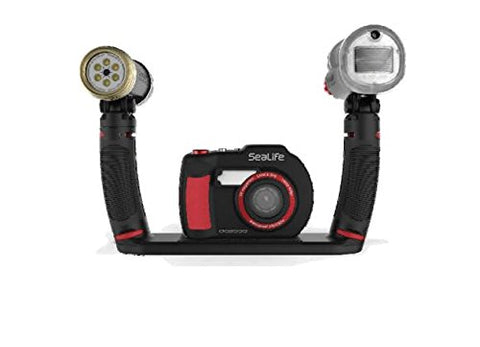 SeaLife DC2000 HD Underwater Digital Camera with Sea Dragon Pro Duo Light & Flash Set