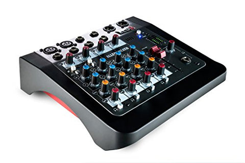 Allen & Heath ZED-6 Compact 6-Input Analog Mixer