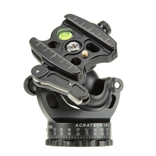Acratech GP-s Ballhead with Quick Release Lever, Supports 25 lbs. ACGPSLC